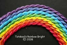 Rainbow Bright Solids